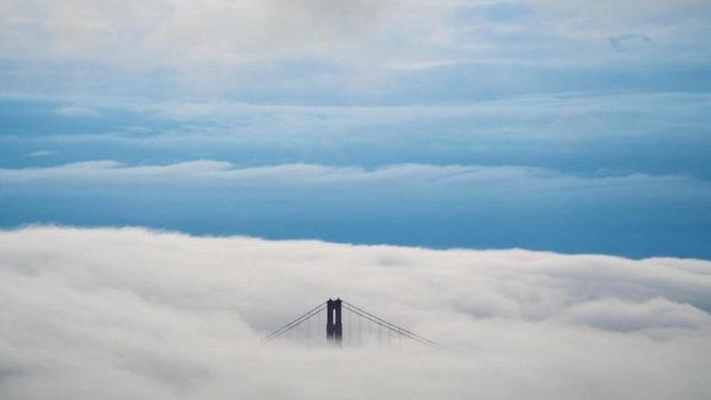 マヤ暦KIN75、青い鷲・白い世界の橋渡し・音10