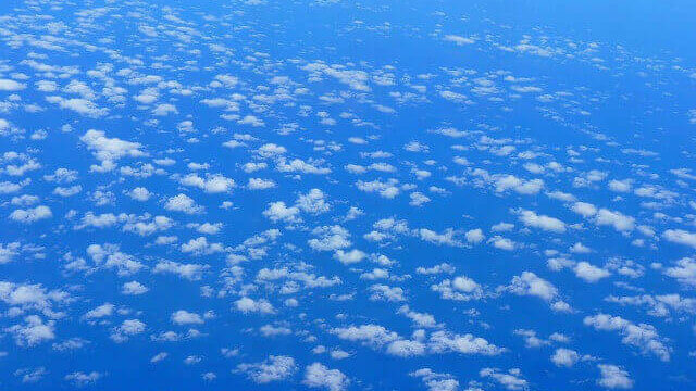 マヤ暦KIN195、青い鷲・青い夜・音13
